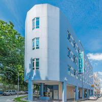 新加坡81酒店 - 大阪酒店預訂