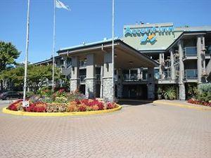 雅紳特溫哥華機場公寓(Accent Inns Vancouver Airport Hotel)