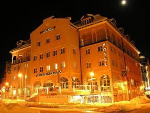 路易波德公園酒店(Luitpoldpark-Hotel)