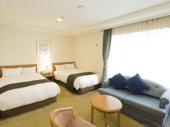 名古屋可信白河酒店(Hotel Trusty Nagoya Shirakawa)豪華雙床房