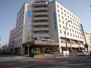 高松柏麗商務酒店(Business Hotel Parkside Takamatsu)