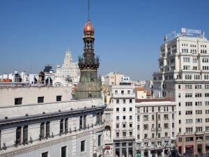 太陽門夸特羅酒店(Quatro Puerta del Sol)