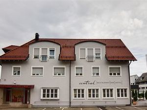 腓特烈斯港中心酒店(Central Hotel Friedrichshafen)
