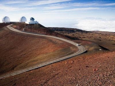 莫納克亞山天文台