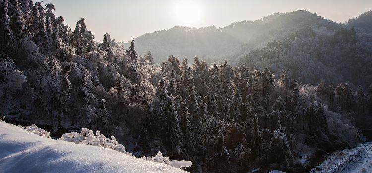 大明山景區2