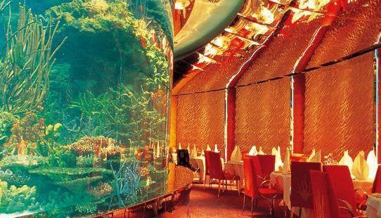水族館餐廳