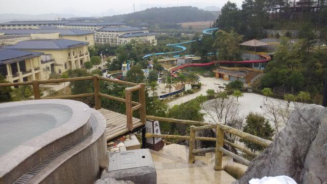 리궁(여궁) 윈야오구(운요곡) 온천