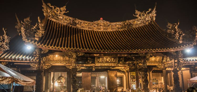 Lungshan Temple of Manka3