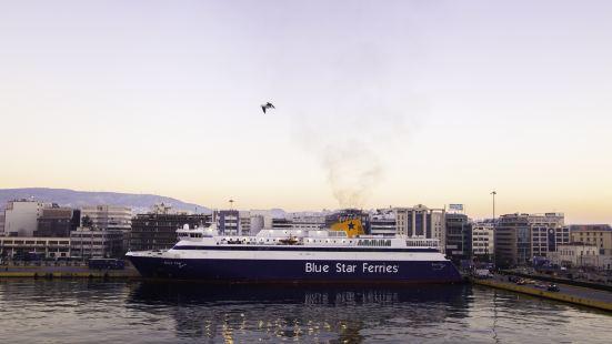 Blue Star Ithaki