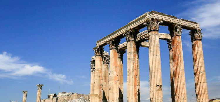 奧林匹亞宙斯神殿3