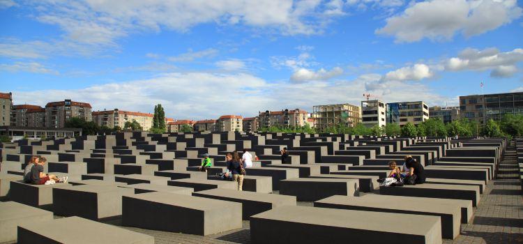 歐洲被害猶太人紀念碑1
