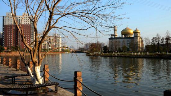城北河濕地公園