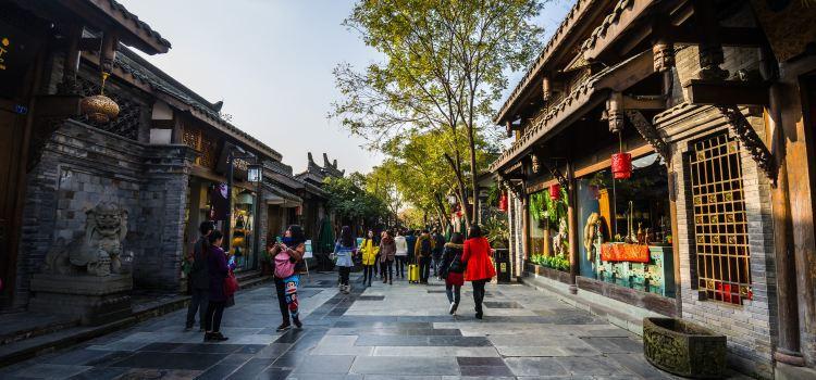 Kuanzhai Alley1