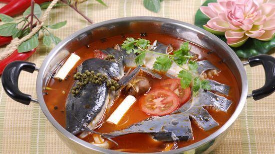 中百味海鮮烤涮一體自助火鍋(西站店)