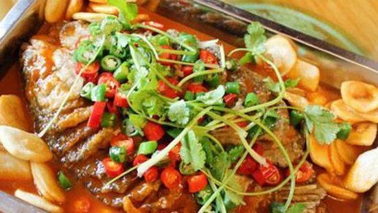Jiumenzhai Stone Pot Fish