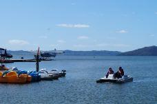 罗托鲁瓦湖-罗托鲁瓦-山水人生