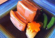 冲绳县美食图片-冲绳红烧肉