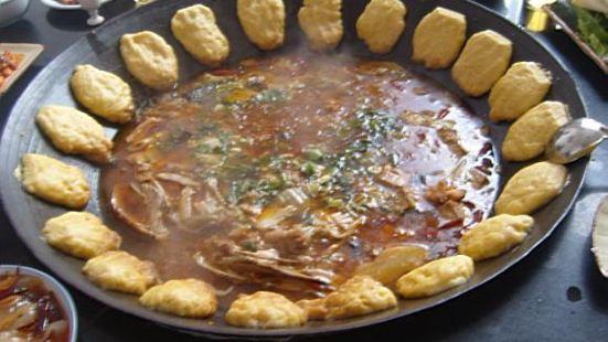 木火雙鍋鐵鍋燉(石河店)