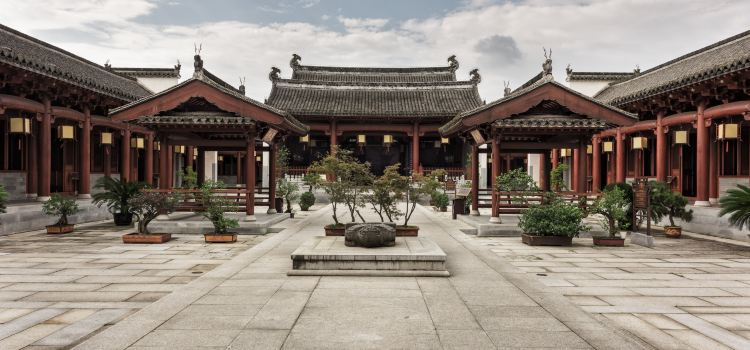 Huizhou Mansion1