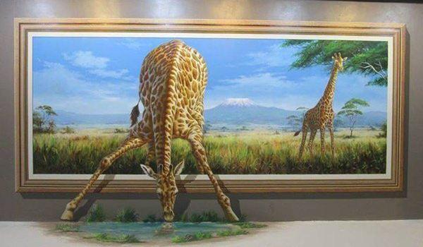 Chiang Mai 3D Art Museum3