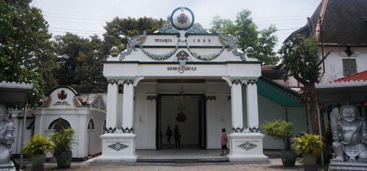 족자카르타 왕궁1