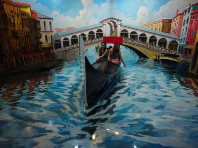 Chiang Mai 3D Art Museum