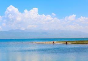 第一次來青海湖 l 是時候了,奔向美麗迷人的青海湖吧!