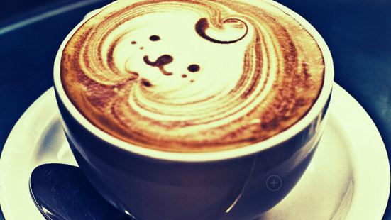 藍庭咖啡小館