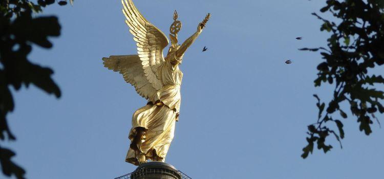 柏林胜利纪念柱2