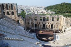 阿迪库斯剧场-雅典-山水人生