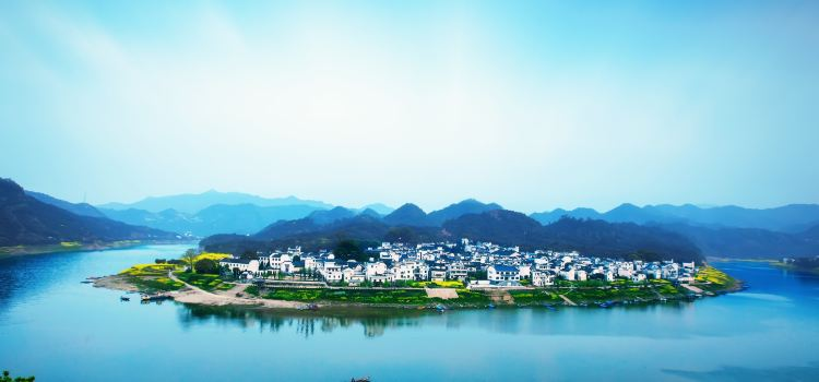 Xin'an River Landscape Gallery3