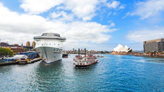 雪梨港輪渡