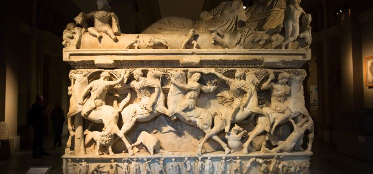 Istanbul Archaeological Museums2