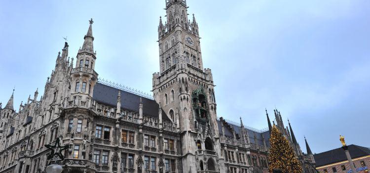 慕尼黑新市政廳1
