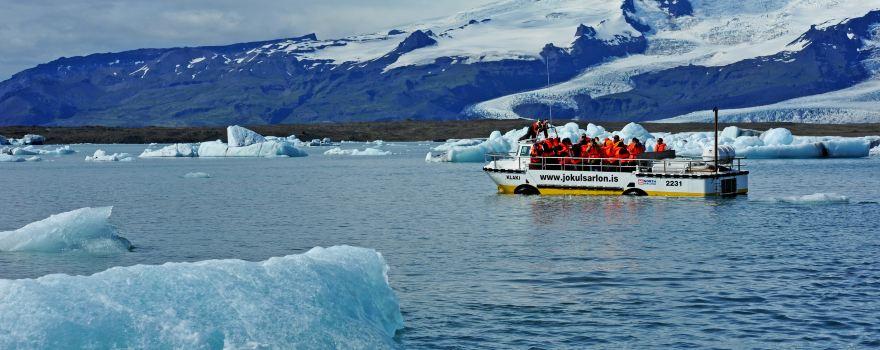 Tour Reykjavik's Beautiful Lakes
