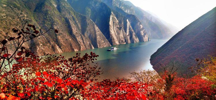 巫山 (ウーシャン) 小三峡