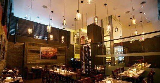 Wildfire Steakhouse Cosmopolitan Hotel