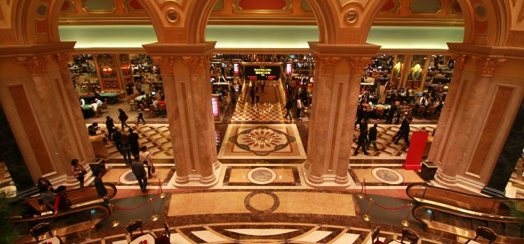 Casino at Venetian Macao2