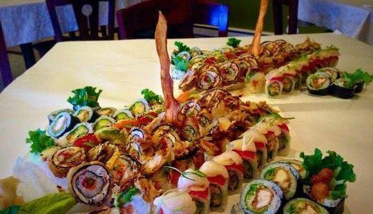 Saiken Sushi-停業