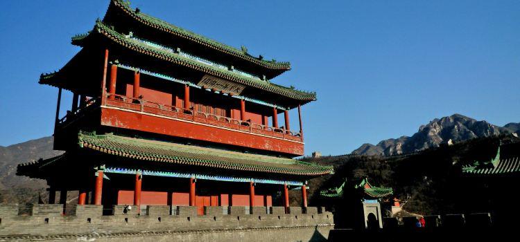 The Great Wall at Juyong Pass1