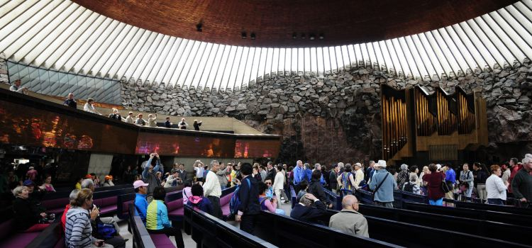 Temppeliaukio Church1