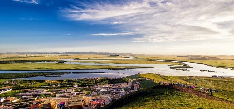 紅原—若爾蓋大草原