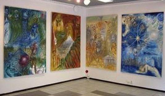 Jetty Barracks Gallery