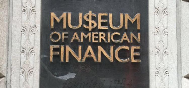 Museum of American Finance2