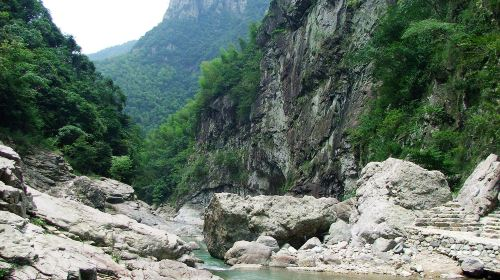 East Zhejiang Grand Canyon