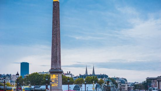 Obelisk of Place de la Concorde