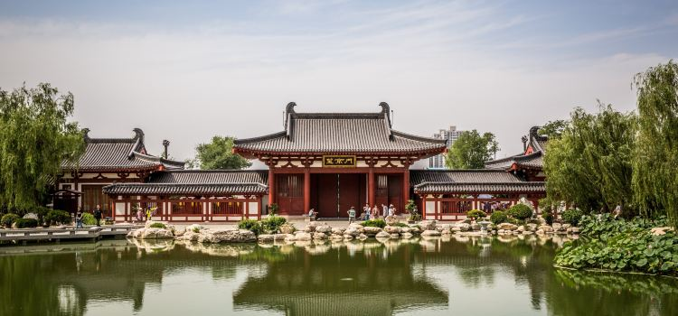 Huaqing Pool2