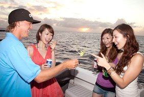 Big Sunset Cruise