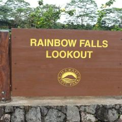 Rainbow Falls User Photo
