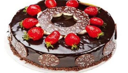 金冠蛋糕(沁園路店)